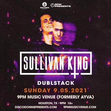 Sullivan King - HOUSTON:
