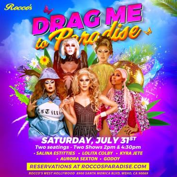 DRAG ME to Paradise!: