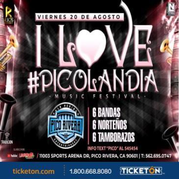 I LOVE PICOLANDIA: