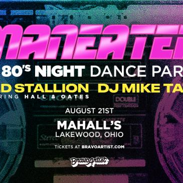 Maneater: An 80's night dance party at Mahall's-img