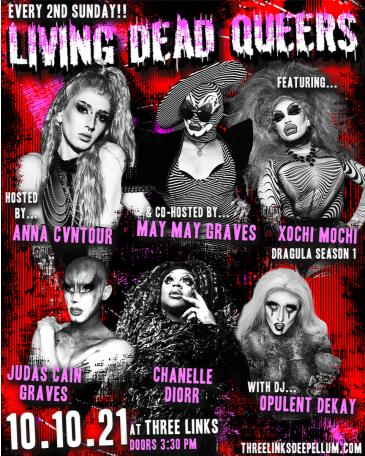 Living Dead Queers Drag Show: