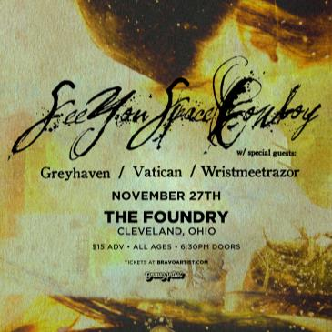 SeeYouSpaceCowboy at The Foundry-img