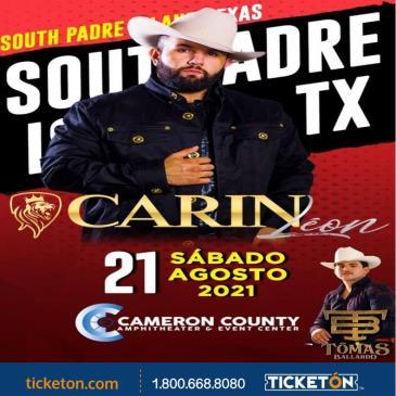 CARIN LEON EN SOUTH PADRE TX