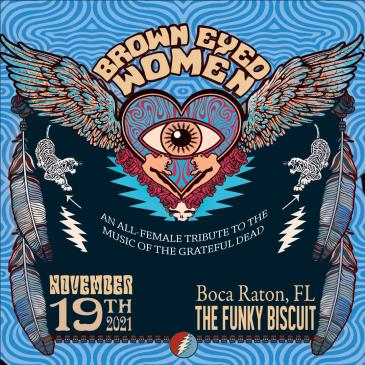 Brown Eyed Women-An All Female Tribute To The Grateful Dead: