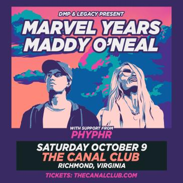 Marvel Years & Maddy O'Neal: