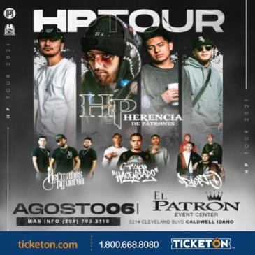 HP TOUR: