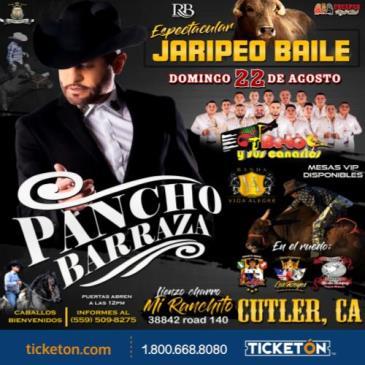 JARIPEO BAILE - PANCHO BARRAZA