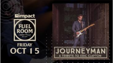 CANCELLED: Journeyman - A Tribute to Eric Clapton: