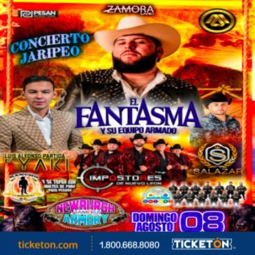 EL FANTASMA, EL YAKI