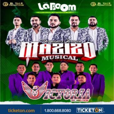 MAZIZO MUSICAL Y LA VICTORIA DE MEXICO