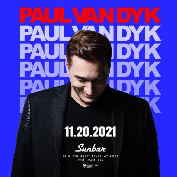 Paul Van Dyk: