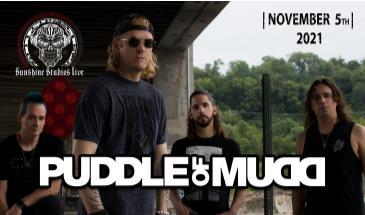 Puddle of Mudd: