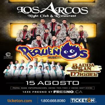 LOS PEQUENOS MUSICAL