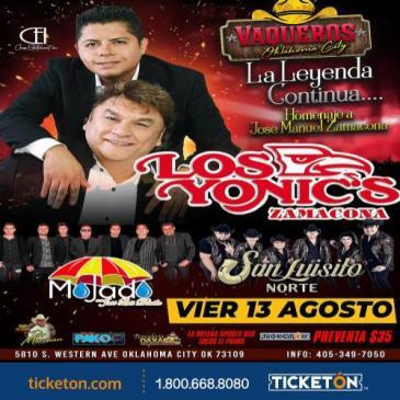 LOS YONICS DE ZAMACONA