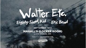 Walter Etc. at Mahall's Locker Room: