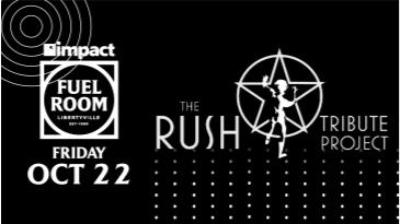 SOLD OUT: The Rush Tribute Project: