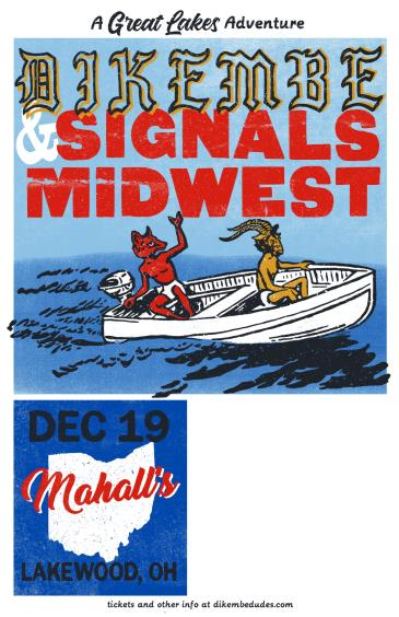 Dikembe & Signals Midwest at Mahall's: