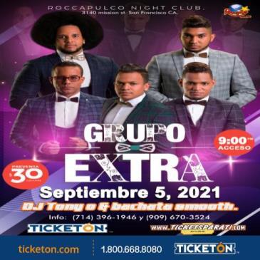 CANCELADO-GRUPO EXTRA: