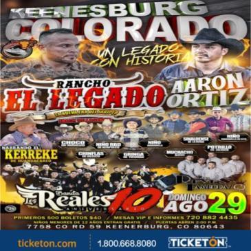 RANCHO EL LEGADO, AARON ORTIZ