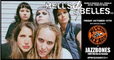 Hell's Belles! Friday Night!: