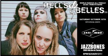 Hell's Belles! Saturday Night: