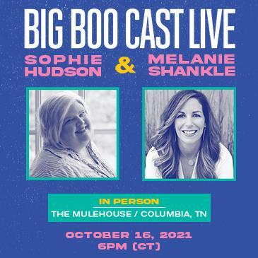 Big Boo Cast LIVE:
