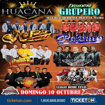 ENCUENTRO GRUPERO TOUR EN TRACY