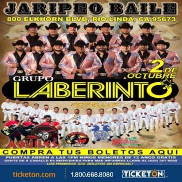 JARIPEO BAILE CON LABERINTO
