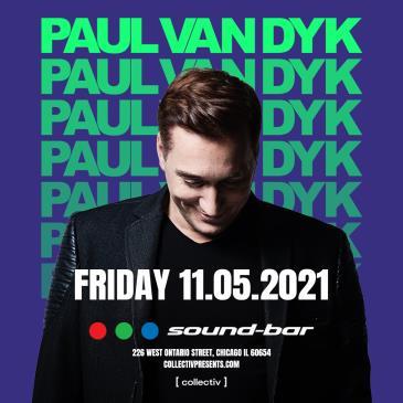 Paul Van Dyk at Sound-Bar: