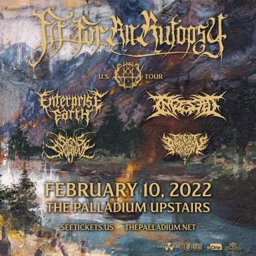 FIT FOR AN AUTOPSY: