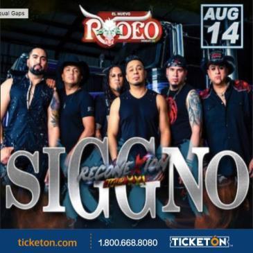 SIGGNO - RECONEXION TOUR XXI
