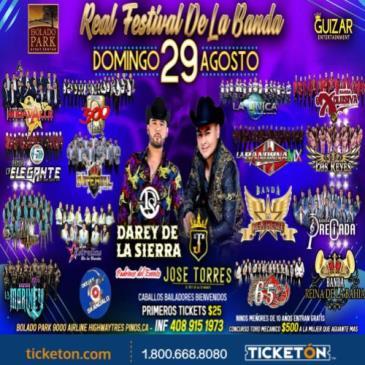 REAL FESTIVAL DE LA BANDA