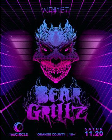 Bear Grillz: