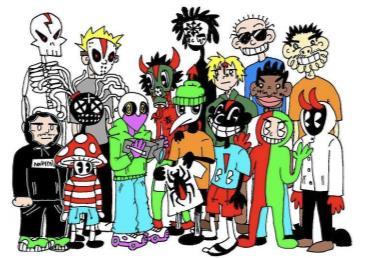 Spider Gang: