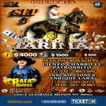 EL REY DE LA TARIMA TOUR CONCURSO DE CABALLOS BAILADORES