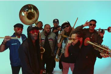 The Soul Rebels: Epic Vibes Tour: