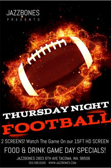 Thursday Night Football: Seahawks/Rams: