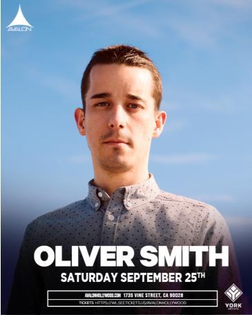 Oliver Smith: