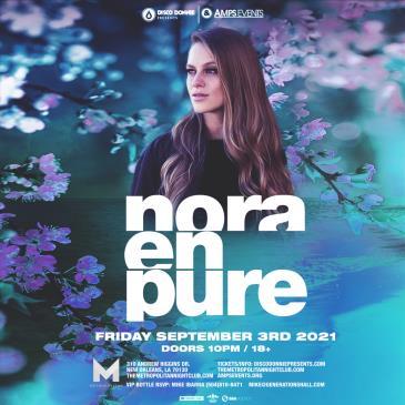 Nora En Pure - NEW ORLEANS: