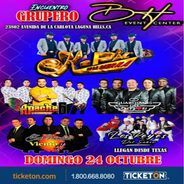 ENCUENTRO GRUPERO TOUR EN LAGUNILLA HILLS: