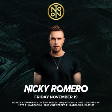 Nicky Romero: