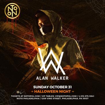 Alan Walker: Halloween Night: