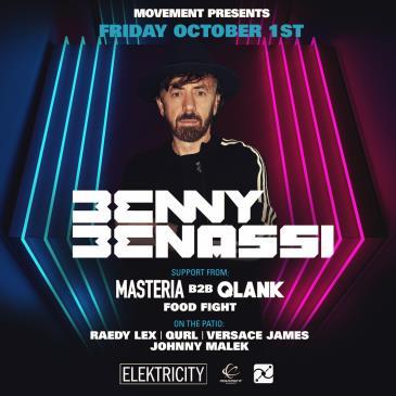 MOVEMENT PRESENTS: BENNY BENASSI: