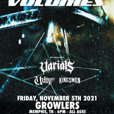 Volumes w/ Varials, Unity-TX and Kingsmen-img