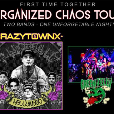 CrazyTownX  & Green Jelly-img