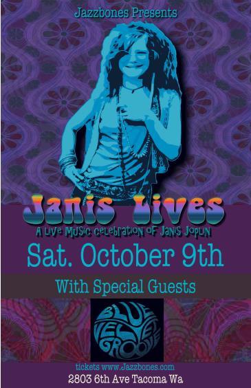 Janis Lives - A Live Music Celebration of Janis Joplin: