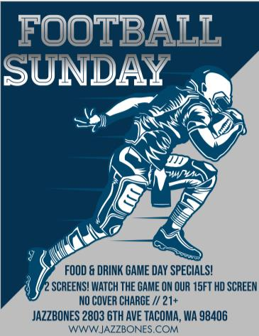 Sunday Football: Seahawks/Bears: