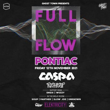 CASPA: FULL FLOW TOUR:
