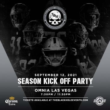 The Black Hole: Season Kickoff Party: