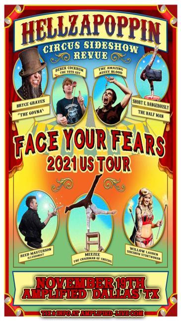Hellzapoppin Circus Show:
